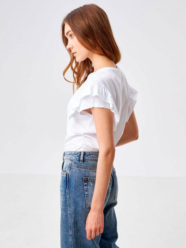 Camiseta edc Mujer