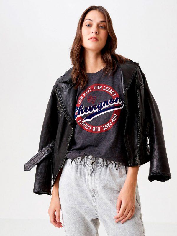 Camiseta Mujer Chevignon